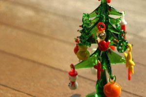 árbol navidad diy