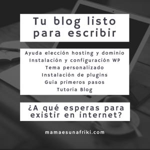Instalación y configuración de tu web o blog en WordPress.org