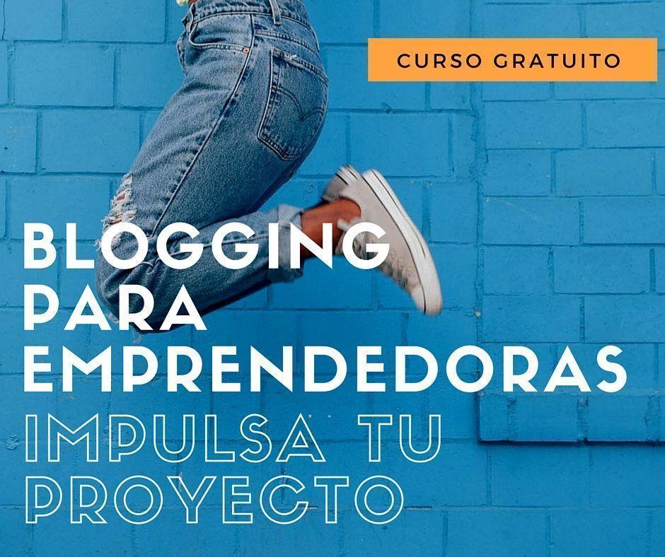 Blogging para emprendedoras