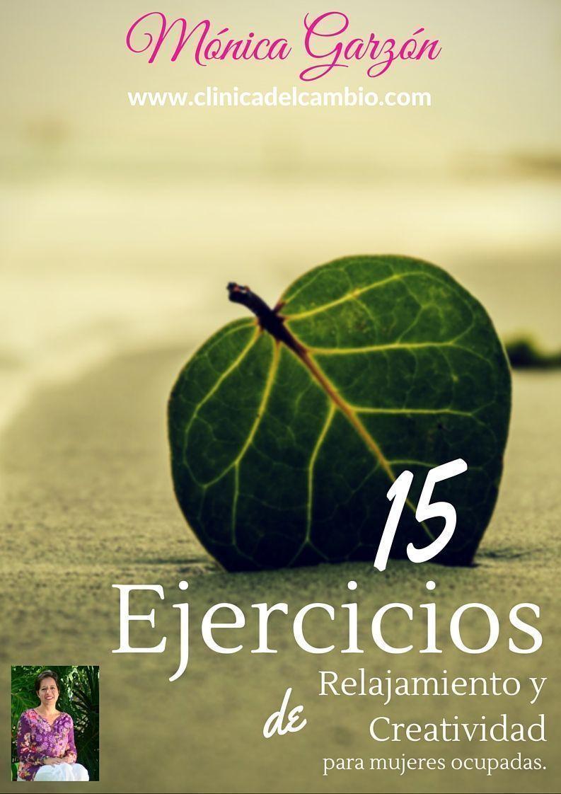 15 ejercicios de relajamiento y creatividad